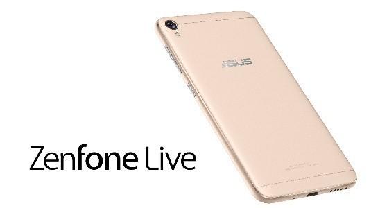 Asus Zenfone Live Türkiye'de Satışa Sunuldu