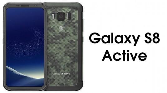 Galaxy S8 Active için, FCC sertifikası alındı