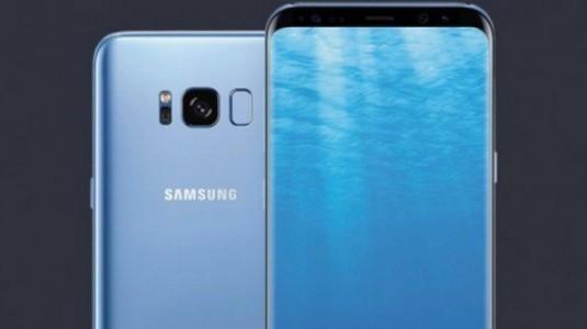 Samsung, Coral Blue Galaxy S8 / S8+ için 21 Temmuz Tarihini Doğruladı
