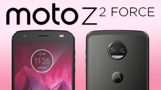 İncelen Moto Z2 Force, Batarya Kapasitesinin %20'sini Kaybetti