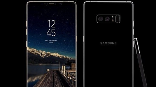 Samsung Galaxy Note 8 Render Görselleri Geldi