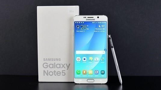 T-Mobile Samsung Galaxy Note 5 Modeli Temmuz Güvenlik Yamasını Almaya Başladı