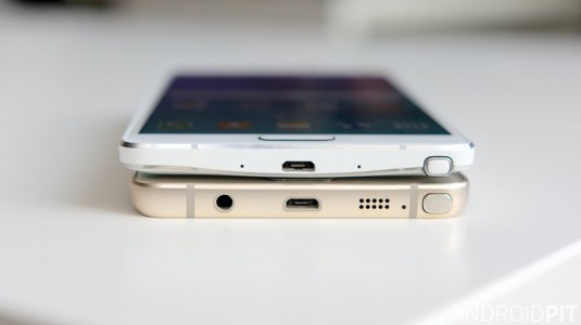 Samsung'tan, Note 4 ile Note 5 kullanıcılarına önemli güncelleme