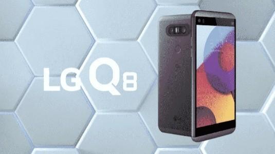 LG Q8 Bu Hafta Avrupa'da Satışa Sunulacak