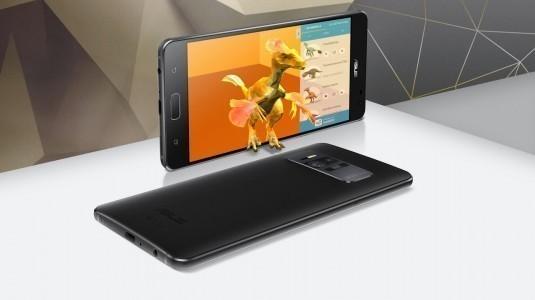 Zenfone AR, 1035 dolarlık fiyat etiketiyle İngiltere'de satışa sunuldu