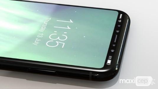 Yeni Sızıntılar, İphone 8'i Fiyatı ve Yeni Görselleri ile  Ortaya Çıkardı