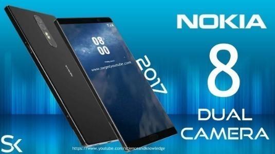 Nokia 8 Bakır Rengi ile Tekrar Sızdırıldı