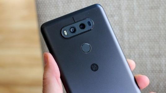 LG V30'un Arka Panel Görüntüsü Sızdırıldı