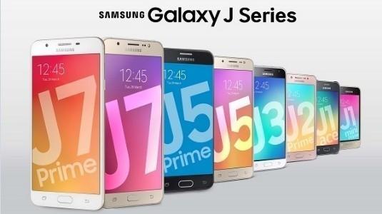 Samsung, 28 Temmuz'da Galaxy J3 ve J7'yi Amerika'ya Getiriyor