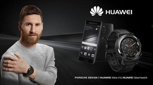 Huawei Watch 2 Porsche Design İlk Olarak Avrupa için Duyuruldu
