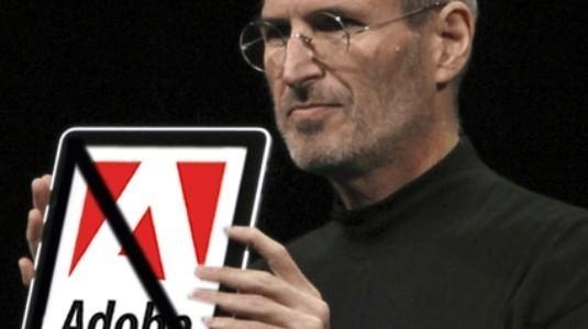 Steve Jobs: Masaüstü Flash, 2020'de Mobile Flash ile Birlikte Mezara Gidecek