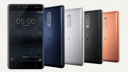 Nokia 6 yeni renk seçeneklerine de kavuştu