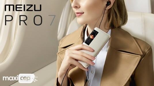Meizu Pro 7 ve Meizu Pro 7 Plus Resmi Olarak Duyuruldu