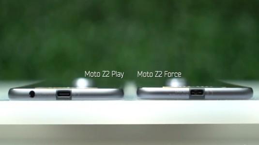 İddialara Göre 6GB RAM'li Uluslararası Moto Z2 Force 3,5 mm Kulaklık Girişine Sahip
