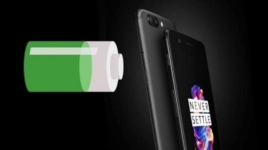 OnePlus 5 için Yaklaşan OxygenOS Güncellemesi, Pil Ömrünü Önemli Ölçüde Artırabilir