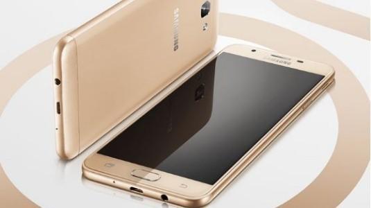 Samsung Galaxy On7 Prime Türkiye'de Satışa Sunuldu