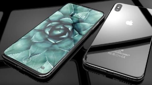İphone 8'in Sızdırılan Perakende Kutu Görüntüsü, Çerçevesiz Ekranı Gösteriyor