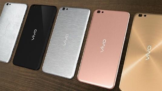 Çerçevesiz Ekrana Sahip Vivo X20 ve Vivo X20 Plus Modelleri Geliyor