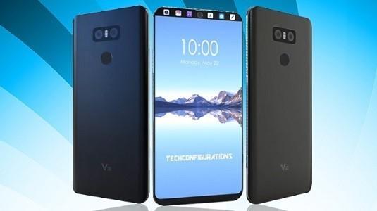 LG V30 Modeli 17 Eylül'de Ön Siparişe Açılacak