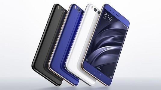 Xiaomi Mi6 Tüm Dünyada Satışa Çıkmaya Hazırlanıyor