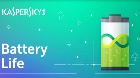 Kaspersky Lab, Android için Batarya Uygulamasını Duyurdu