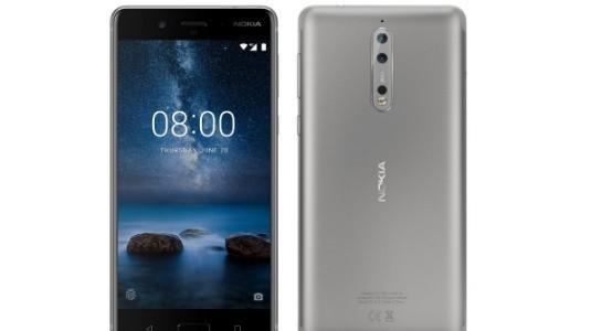 Nokia 8'in Avrupa'da 520€ Fiyatla Satılacağı İddia Ediliyor