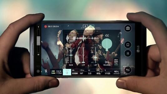 LG V30, Mükemmel Düşük Işık Performansı ile Gelebilir