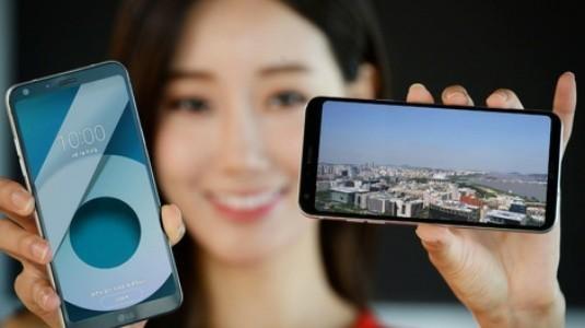LG Q6 Satışları 2 Ağustos'ta Başlayacak