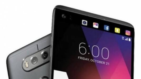 LG V30'un kesin çıkış tarihi duyuruldu