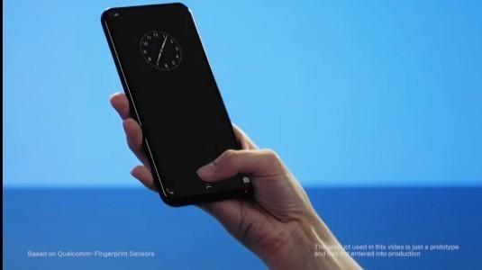 Vivo'nun Ekran Üstü Parmak İzi Demo Videosu Ortaya Çıktı