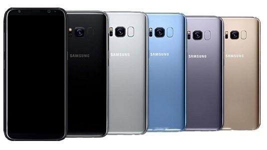 Pakistan'da QLED TV Alanlara Samsung Galaxy S8 Ücretsiz Veriliyor