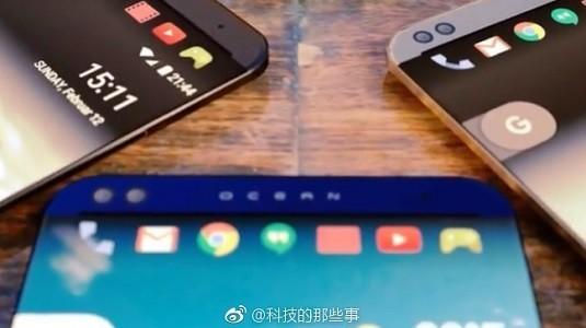 Yeni HTC Telefonu Önde ve Arkada Çift Kamera İle Beraber Geliyor