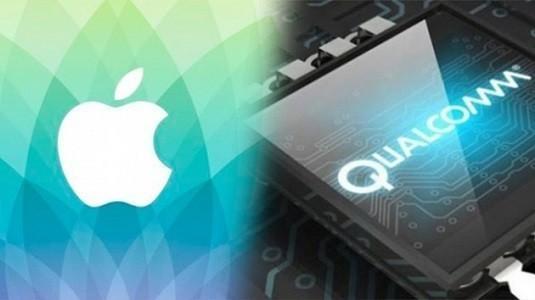 Qualcomm, Apple'ın ABD'deki iPhone Satışlarını Durdurmak İçin Dava Açtı