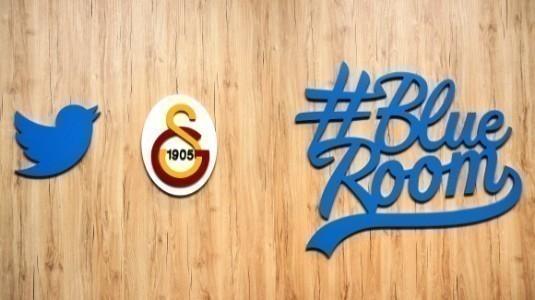 Galatasaray ve Twitter'dan Türkiye'de Bir İlk: Blue Room
