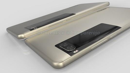 Çift Kameralı ve Çift Ekranlı Meizu Pro 7 Modeli Siyah Rengi İle Ortaya Çıktı