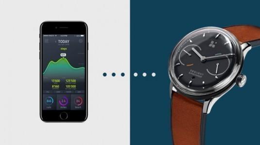 Sequent kinetik enerjiyle şarj olan akıllı saat modelini duyurdu