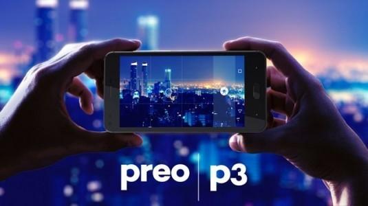 TeknoSA Preo P3'ün satışlarına başlanılıyor