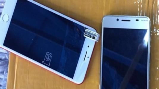 iPhone 8, kaçak yollarla İstanbul'a girerken yakalandı