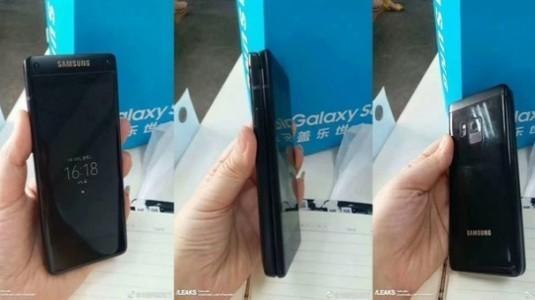 Samsung'un Kapaklı Telefonu SM-G9298, 3 Ağustos'ta Tanıtılacak