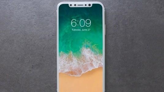 İphone 8'in Gümüş Rengini Gösteren Maket Videosu Ortaya Çıktı