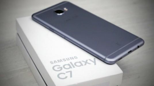 Samsung Galaxy C7, Geekbench'de Helio P20 Yonga Seti ve 4GB RAM ile Tespit Edildi