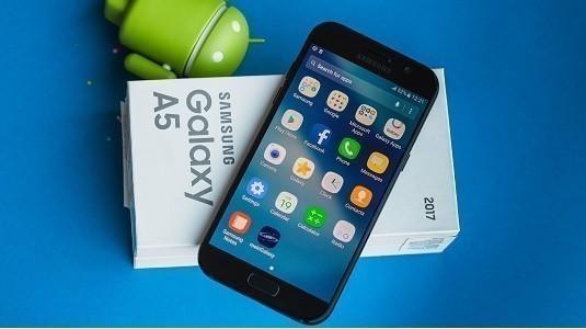 Samsung Galaxy A5 2017 Modeli İçin Android 7.0 Nougat Güncellemesi Dağıtılmaya Başlandı