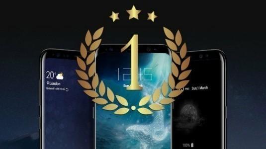 EISA Ödülleri: Samsung Galaxy S8 En İyi Akıllı Telefon Seçildi