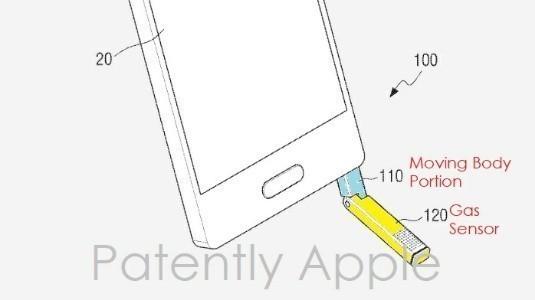 Galaxy Note9, S Pen'de Yerleşik Alkol Ölçer İçerebilir