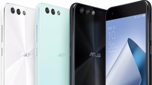 Asus'un Yeni Zenfone 4 Serisinin Basın Görselleri Sızdırıldı