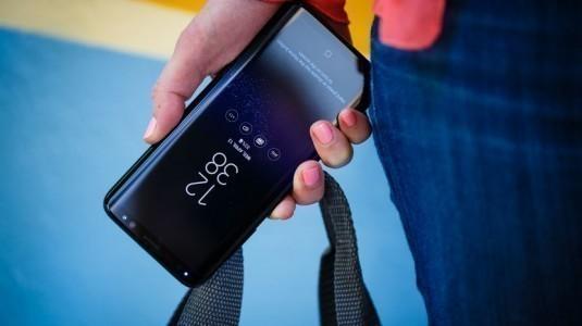 Samsung Galaxy S8 Plus için yeni güncellemesini yayınlandı
