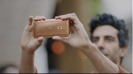 Nokia 8 Reklam Videoları Yayınlandı
