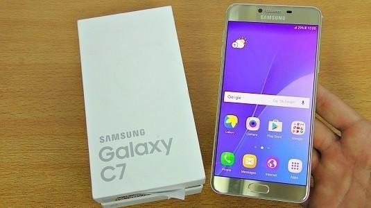 Samsung Galaxy C7 2017 GFXBench Uygulamasında Ortaya Çıktı