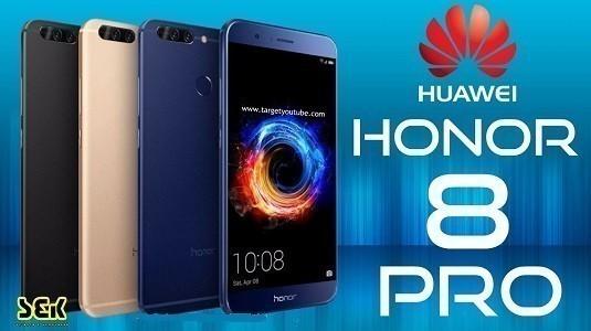 Huawei Honor 8 Pro Modeli İçin Yeni Bir Sistem Güncellemesi Yayınlandı