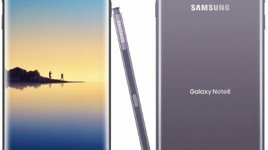 Galaxy Note8 14 Eylül'de Satışa Sunulacak